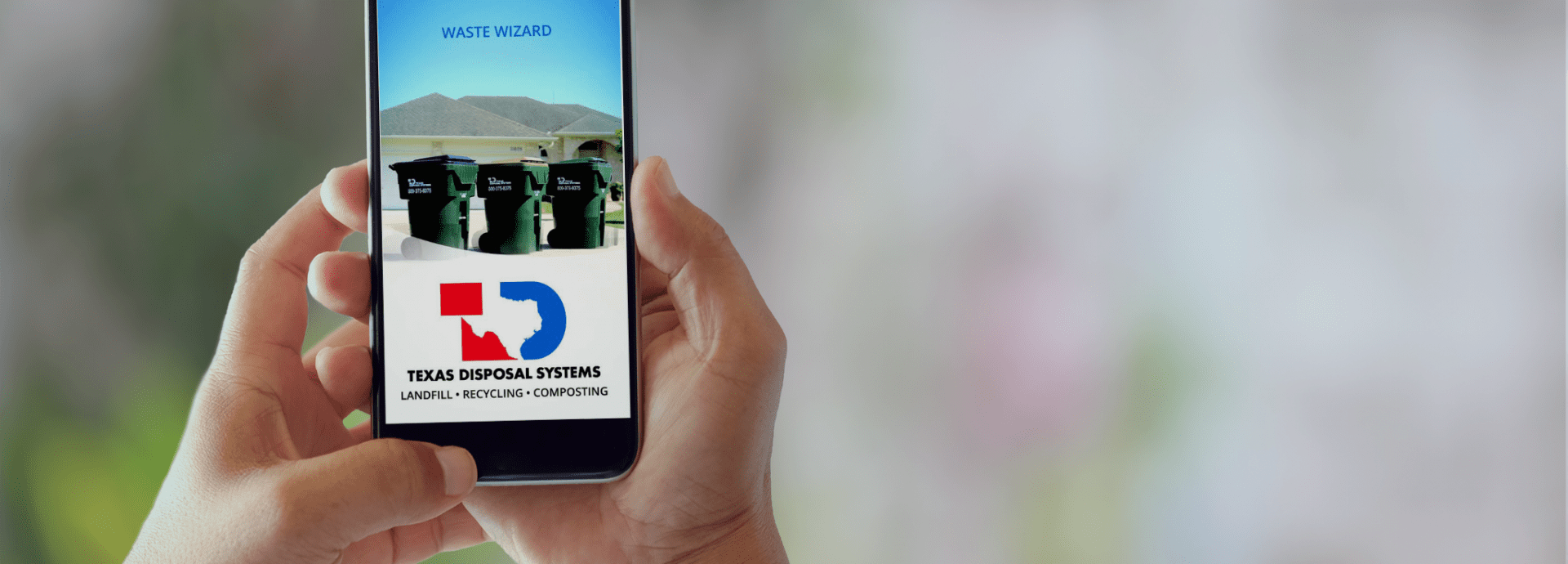 Download Our Waste Wizard App!