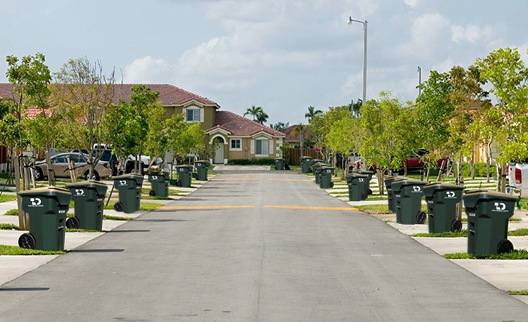 Residential Services at Texas Disposal Systems